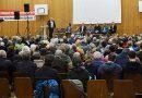 Podiumsdiskussion zur Landratswahl 2020 in Bild und Ton.
