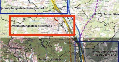 Auswirkungen der Verknüpfunsstelle Breitmoos auf Brannenburg und Flintsbach