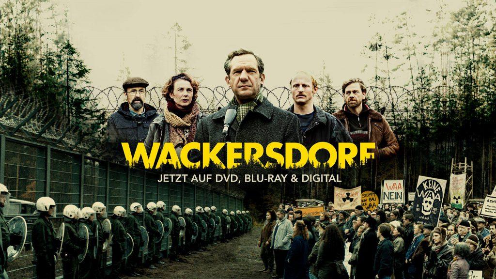 Wackersdorf der Film, der zivile Widerstand.