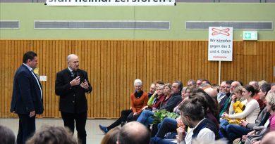 Wackersdorf Symbol des zivilen Widerstandes.